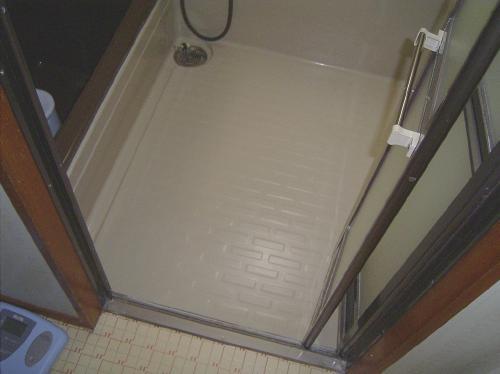 Y様邸 浴室床