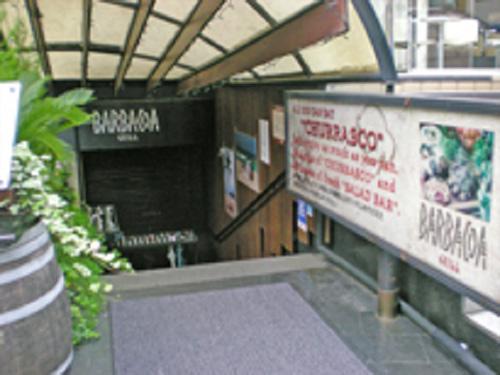 バルバッコアグリル青山店